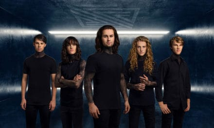 "IRONSTONE Announces New EP ""Prophecy"""