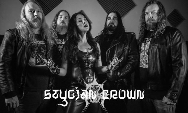 "STYGIAN CROWN Releases New Song ""Up from the Depths"""