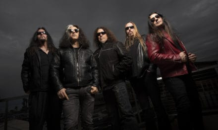 "TESTAMENT Releases Official Visualizer for ""Children Of The Next Level"""