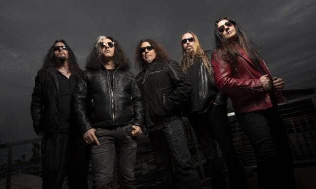 """TESTAMENT Releases Official Visualizer for """"Children Of The Next Level"""""""