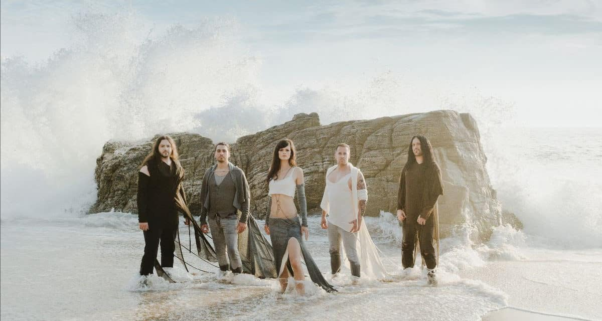 "VISIONS OF ATLANTIS Releases Acoustic Video ""Nothing Lasts Forever"""