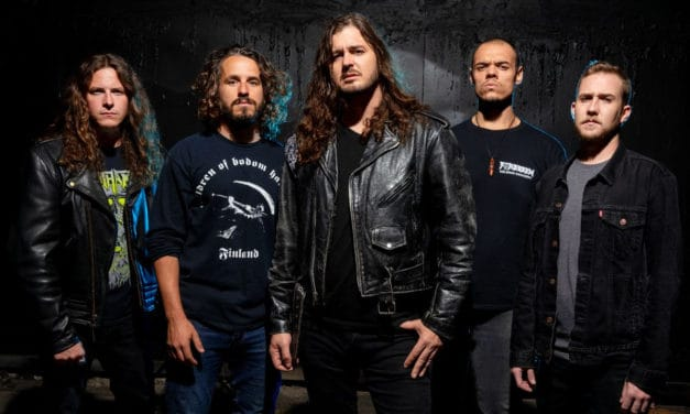 """WARBRINGER Releases Official Music Video for """"The Black Hand Reaches Out"""""""
