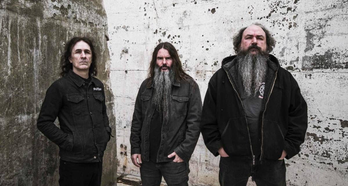 """WITCHSKULL Announces Upcoming Album """"A Driftwood Cross"""""""