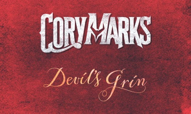 "CORY MARKS Releses Official Lyric Video for ""Devil's Grin"""