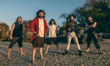 "ALESTORM Announces New Album ""Curse of the Crystal Coconut"""
