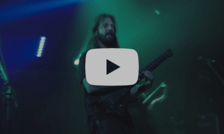 """BEYOND CREATION Releases Official Music Video for """"Surface's Echoes"""""""