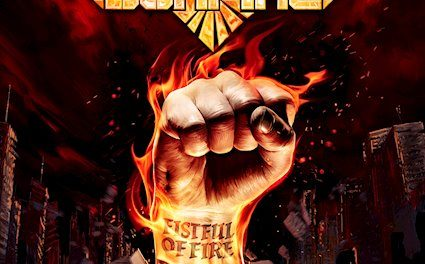 """BONFIRE Announces New Album """"Fistful Of Fire"""""""