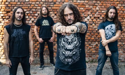 """EXTREMA Releases Official Music Video for Cover of JUDAS PRIEST'S """"The Ripper"""""""