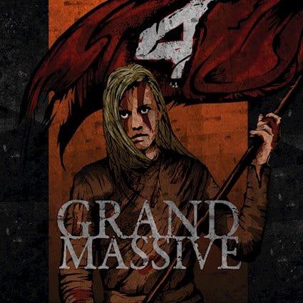 """GRAND MASSIVE Announces Upcoming Album """"4"""""""