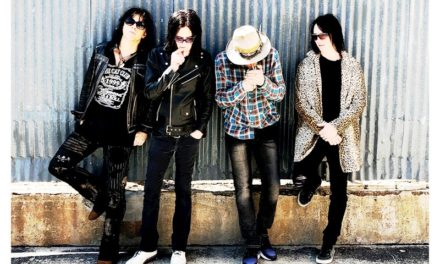 """L.A. GUNS Releases New Song """"Crawl"""""""