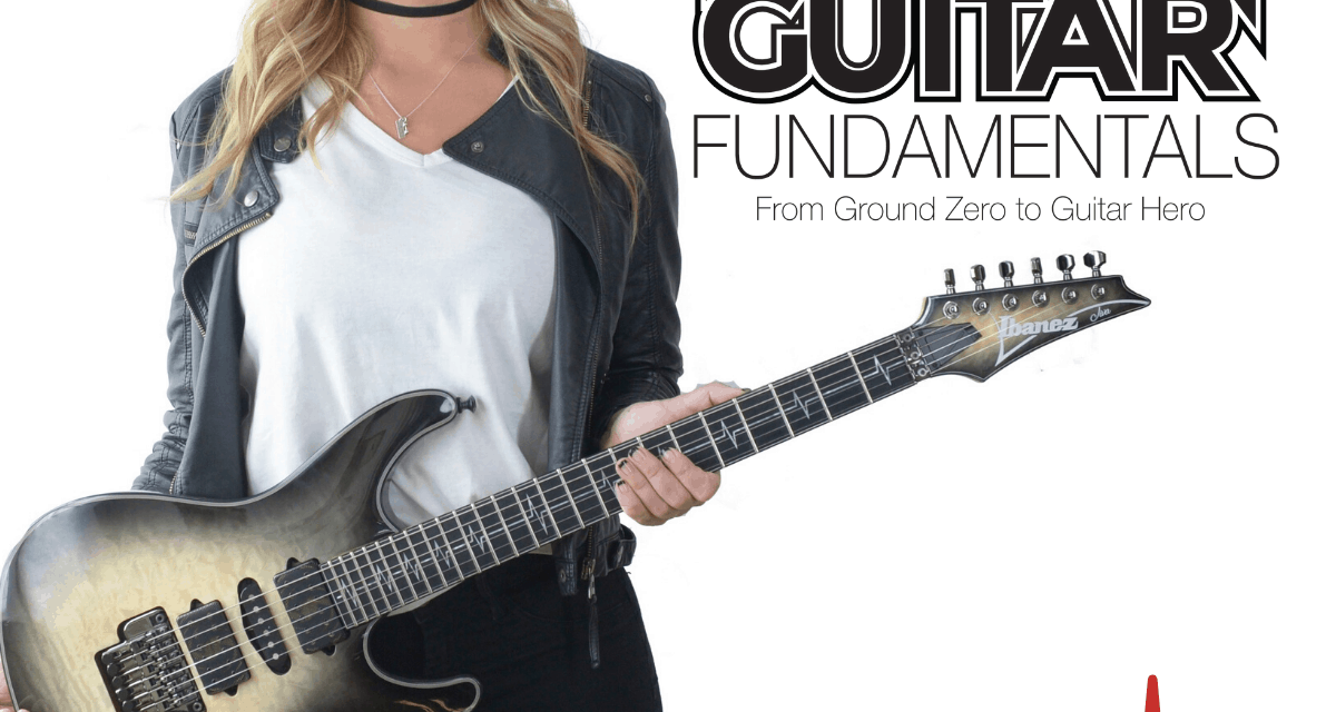 NITA STRAUSS Announces Rock Guitar Fundamentals Online Teaching Program