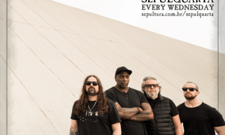 "SEPULTURA Announces Weekly ""SupulQuarta Sessions"""