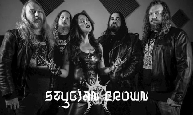 STYGIAN CROWN Announces Debut Self-Titled Album