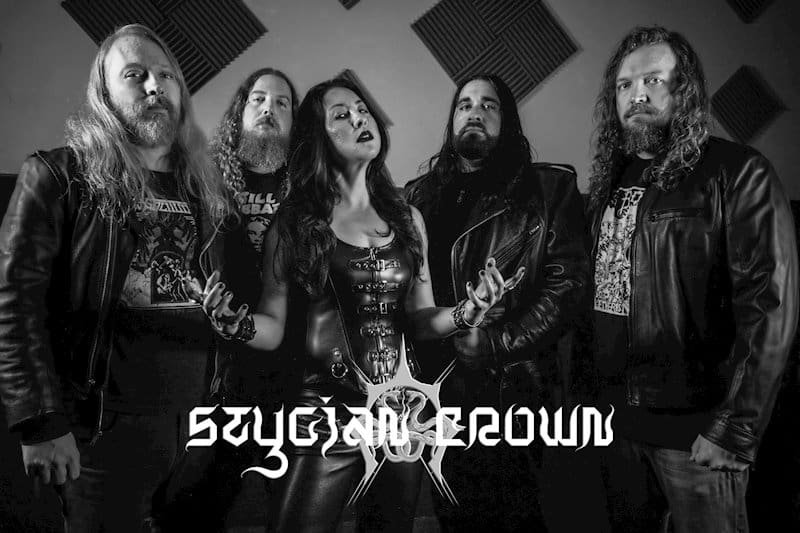 STYGIAN CROWN Announces Debut Self-Titled Album