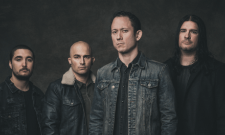 "TRIVIUM Releases Official Music Video for ""Bleed Into Me"""