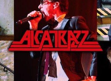 ALCATRAZZ Announces First Studio Album Since 1986