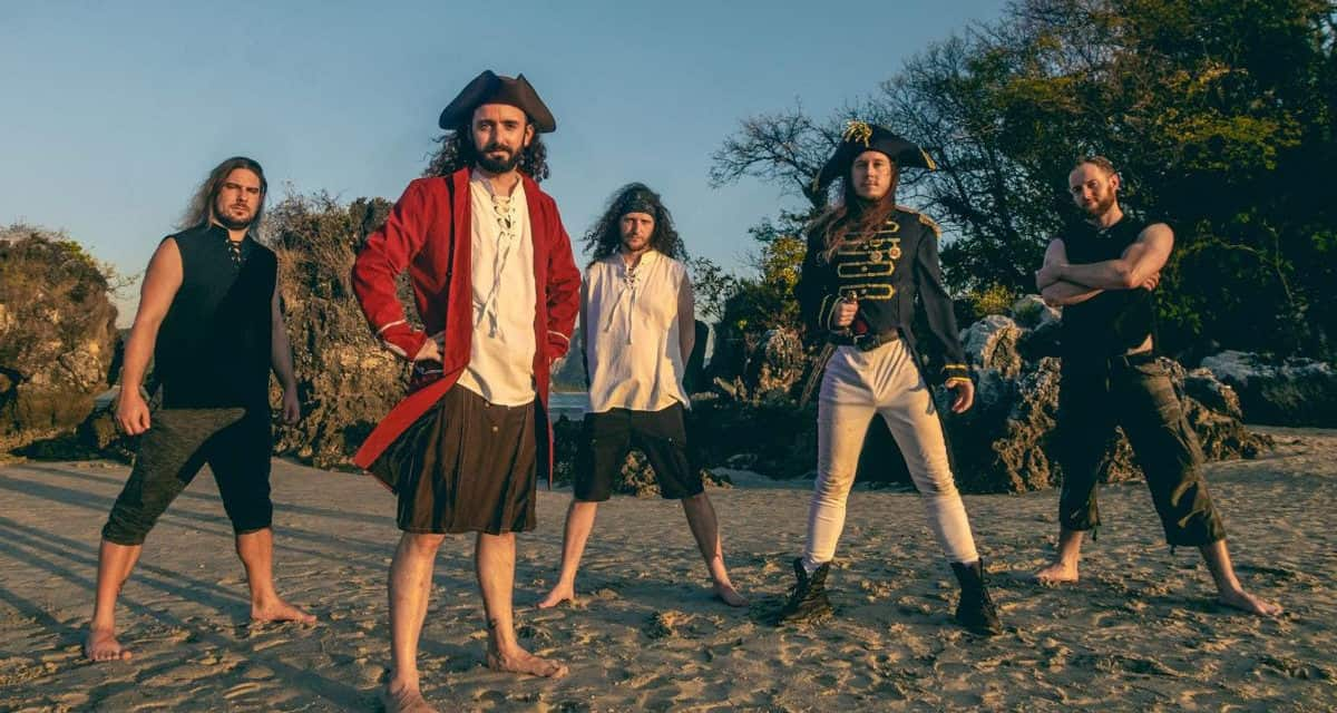 "ALESTORM Releases Official Music Video for ""Pirate Metal Drinking Crew"""