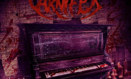 """CARNIFEX Releases Official Visualizer for """"Cursed (isolation mix)"""""""