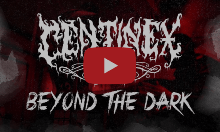 """CENTINEX Releases Official Lyric Video for """"Beyond The Dark"""""""
