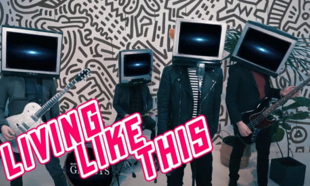 "DON'T BELIEVE IN GHOSTS Releases Official Music Video for ""Living Like This"""
