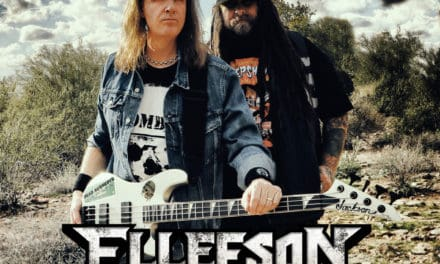 """ELLEFSON Releases Re-Imagined Cover of Post Malone's Song """"Over Now"""""""
