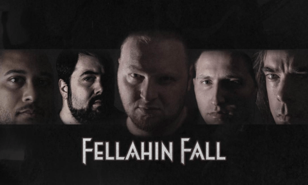 """FELLAHIN FALL Releases Official Lyric Video for """"Rover"""""""