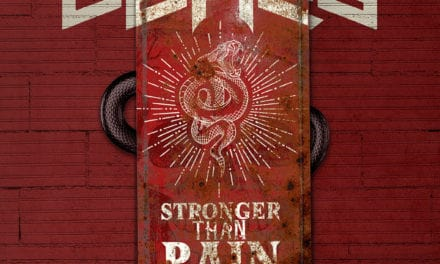 """GEARS Releases Official Lyric Video for """"Stronger Than Pain"""""""