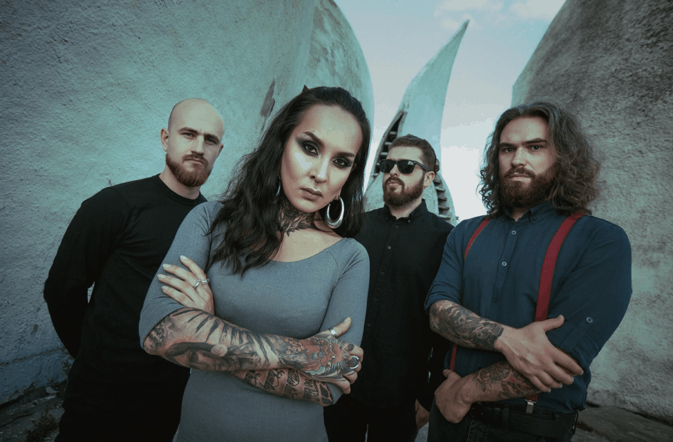 """JINJER Releases Official Music Video for """"Noah"""""""