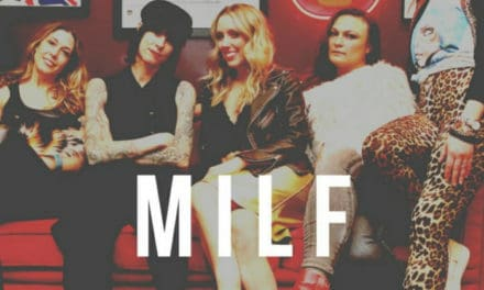 """MAMADRAMA Releases New Song """"MILF (Moms In Leather Forever)"""""""