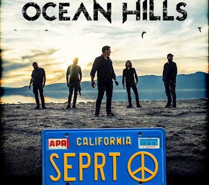 "OCEAN HILLS Releases Official Lyric Video for Debut Single ""A Seperate Peace"""