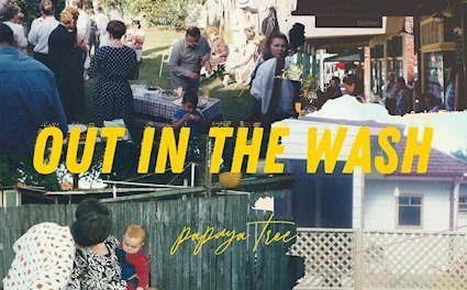 """PAPAYA TREE Releases Official Music Video for """"Out In The Wash"""""""