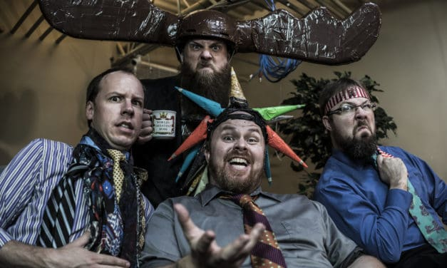 PSYCHOSTICK Fans Donate Over $10,000 During Weekly Livestreamed Performance to Fight Covid-19!