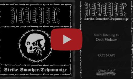 "REVENGE Streams New Album ""Strike.Smother.Dehumanize"""