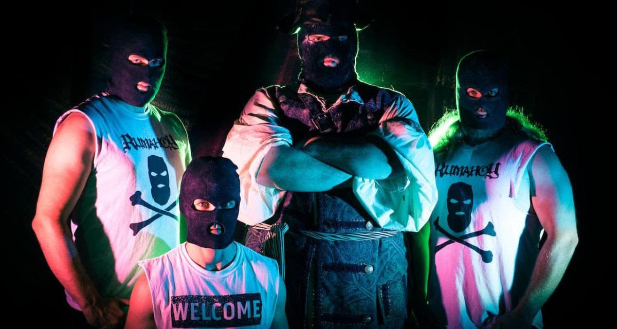 "RUMAHOY Releases Official Lyric Video ""Harambe, the Pirate Gorilla"""