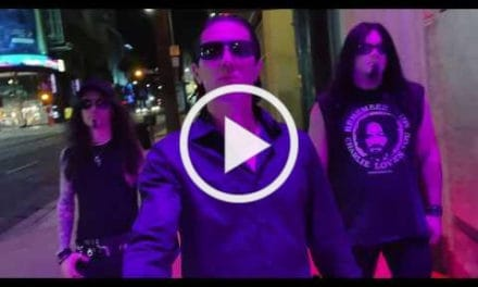 """SOCIETY 1 Releases Official Music Video for Cover of Corey Hart song """"Sunglasses At Night"""""""