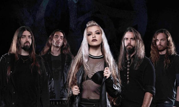 "THE AGONIST Releases Official Music Video for ""In Vertigo"""