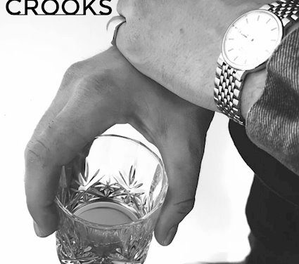 "THE CROOKS Releases Official Lyric Video for ""In Time"""