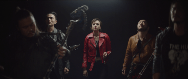 """THE HU Releases Official Music Video for """"Song Of Women"""" Featuring LIZZY HALE (HALESTORM)"""
