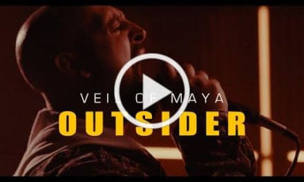 """VEIL OF MAYA Releases Official Music Video for """"Outsider"""""""