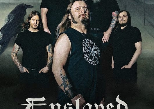 "ENSLAVED Announces Upcoming Virtual ""Cinematic Summer Tour 2020"""