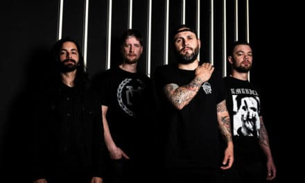 """AFTER THE BURIAL Releases Official Music Video for """"In Flux"""""""