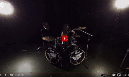 "BLOODY HEELS Releases Official Music Video for ""Farewell To Yesterday"""