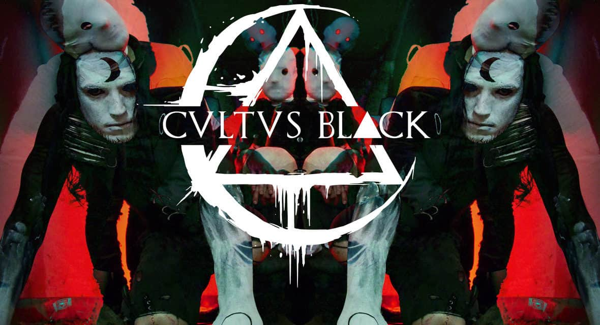 """CULTUS BLACK Releases Offical Live In-Studio Music Video for """"Witch Hunt"""""""