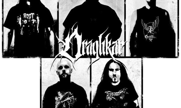 """DRAGHKAR Announces Release of Debut Album """"At The Crossroad of Infinity"""""""