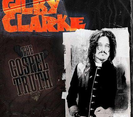 "GILBY CLARKE Releases New Single ""The Gospel Truth"""