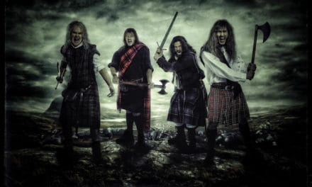 "GRAVE DIGGER Releases Official Lyric Video for ""Barbarian"""