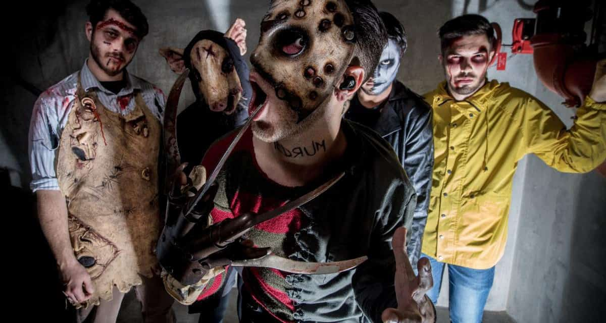 """ICE NINE KILLS Announces """"Undead & Unplugged At The Overlook Hotel"""""""