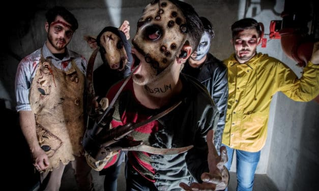 "ICE NINE KILLS Announces ""Undead & Unplugged At The Overlook Hotel"""