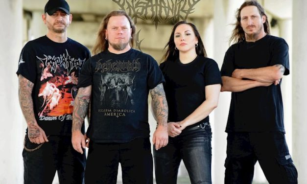 """INSATANITY Announces Upcoming Album """"Hymns Of The Gods Before"""""""
