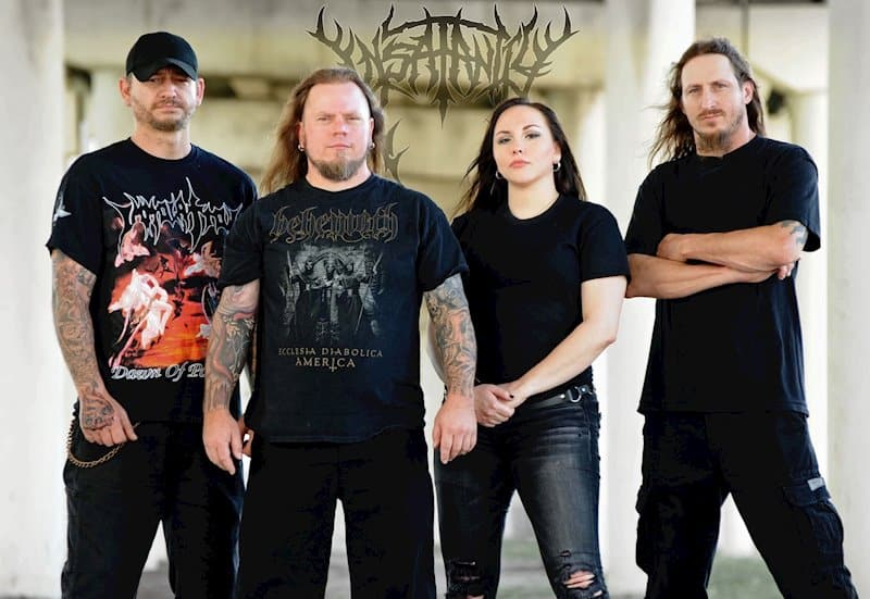 "INSATANITY Announces Upcoming Album ""Hymns Of The Gods Before"""